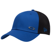 Oakley Tinfoil Golf Cap - Men's - Blue / Black