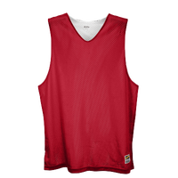 Eastbay Basic Reversible Mesh Tank - Boys' Grade School - Red / White