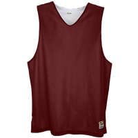Eastbay Basic Reversible Mesh Tank - Boys' Grade School - Maroon / White