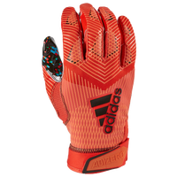 adidas adiZero 5-Star 8.0 Receiver Glove - Men's - Red