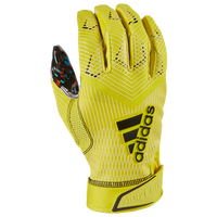 adidas adiZero 5-Star 8.0 Receiver Glove - Men's - Yellow