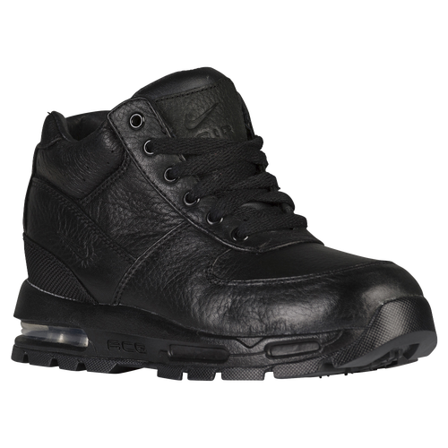 sale retailer 553e0 86b53 Nike ACG Air Max Goadome Boys Preschool Casual Shoes Black