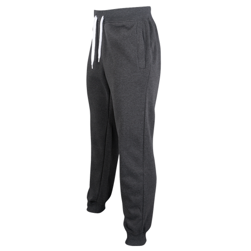 Southpole Basic Fleece Jogger - Men's - Casual - Clothing - Heather Charcoal