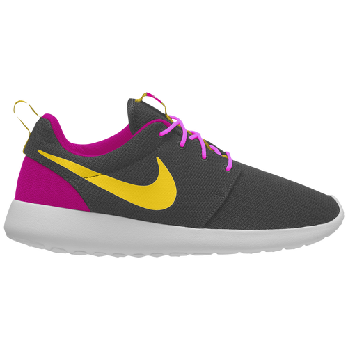 405fa652e9f7 ... Nike Roshe One - Men s - Casual - Shoes - Anthracite Hyper Magenta Tour  Yellow ...