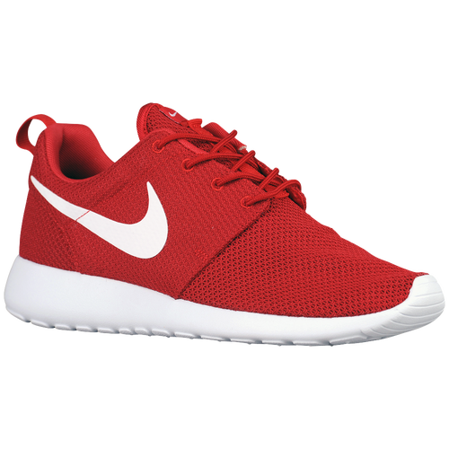 73f22a42dbe2 ... cheap nike roshe one mens casual shoes gym red white black 48ddc 9332a  ...