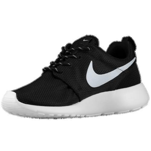 Nike Roshe One - Women's - Casual - Shoes - Black/White ...