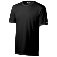 ASICS® Ready-Set Short Sleeve T-Shirt - Men's - All Black / Black