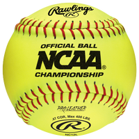 Rawlings NC12L Official NCAA Fastpitch Softballs - Women's