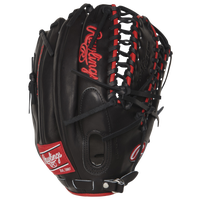 Rawlings Pro Preferred PROSMT27 Fielder's Glove -  Mike Trout - Black / Red