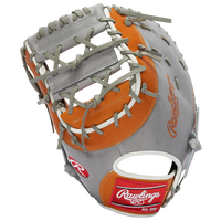 Rawlings Heart of the Hide First Base Mitt - Grey