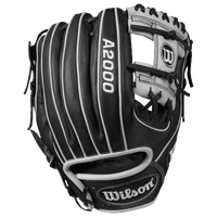 Wilson A2000 1788 H-Web Fielder's Glove - Men's - Black / White
