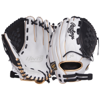 Rawlings Liberty Advanced White Series - Women's - White / Black