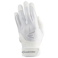Easton Youth Hyperlite Fastpitch Batting Gloves - Girls' Grade School - White