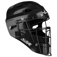 All Star MVP 2300SP Head Gear - Black / Black