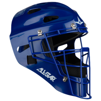 All Star MVP 2300SP Head Gear - Blue / Blue