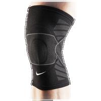 186b1beab1 Nike Advantage Knitted Knee Sleeve - Black / White