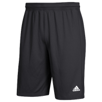 adidas Team Clima Tech Shorts - Men's - Black / White