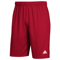 adidas Team Clima Tech Shorts - Men's - Red / White