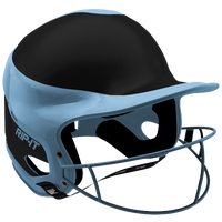 RIP-IT Vision Pro Helmet with Facemask - Women's - Light Blue / Black