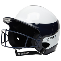 RIP-IT Vision Pro Helmet with Facemask - Women's - Navy / White