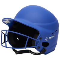 RIP-IT Vision Pro Helmet with Facemask - Women's - Blue / Blue