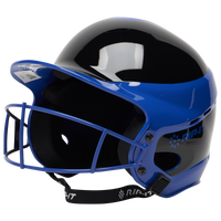 RIP-IT Vision Pro Helmet with Facemask - Women's - Blue / Black