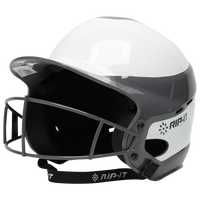 RIP-IT Vision Pro Helmet with Facemask - Women's - White / Grey