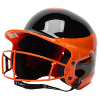 RIP-IT Vision Pro Helmet with Facemask - Women's - Orange / Black