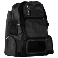 RIP-IT Pack-It-UP Backpack - All Black / Black