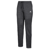 adidas Team Issue Fleece Pants - Women's - Black / White