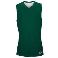 Eastbay Supercourt 2.0 Reversible Jersey - Men's - Dark Green / Dark Green