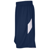 Eastbay Supercourt 2.0 Reversible Shorts - Men's - Navy / White
