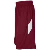 Eastbay Supercourt 2.0 Reversible Shorts - Men's - Cardinal / White