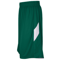 Eastbay Supercourt 2.0 Reversible Shorts - Men's - Dark Green / White