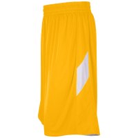Eastbay Supercourt 2.0 Reversible Shorts - Men's - Gold / White