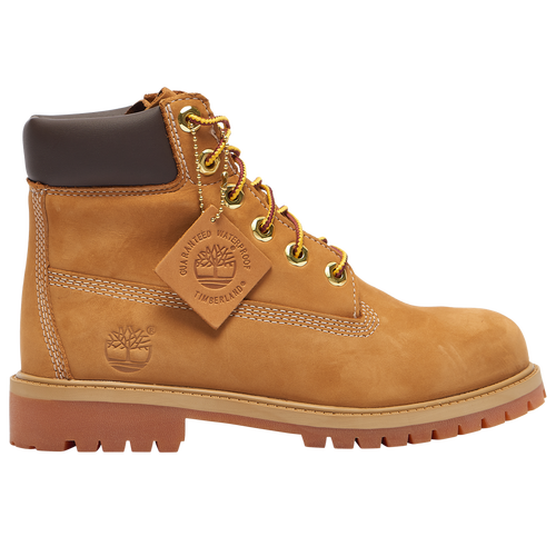 Timberland 6 Premium Waterproof Boots Boys Grade School Casual