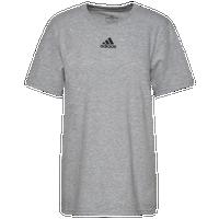 2287344f adidas Team Amplifier Short Sleeve T-Shirt - Men's - Grey