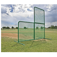 Diamond Team Folding L Screen