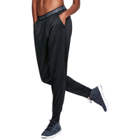 Under Armour Play Up Pants - Women's - Black / Black