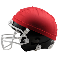 Athletic Specialties Football Helmet Scrimage Cap - Men's - Red / Red