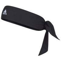 adidas Tie II Hairband - Men's - Black / White