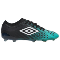 Umbro Velocita 4 Pro FG - Men's - Black / Green