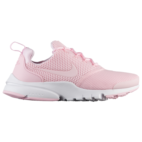 Nike Presto Fly Girls Grade School Casual Shoes Racer Pink