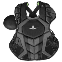 All Star System 7 Axis Chest Protector - Adult - Black / Grey