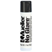 Mueller No Glare Glare-Reducing Stick - Black / White