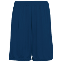 Augusta Sportswear Team Training Shorts - Men's - Navy / Navy