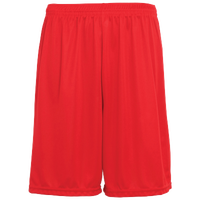 Augusta Sportswear Team Training Shorts - Men's - Red / Red