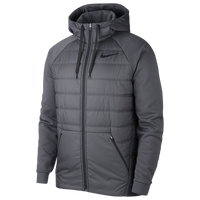 Nike Therma F/Z Winterized Jacket - Men's - Grey