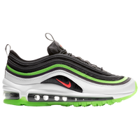 Nike Air Max 97 - Girls' Grade School - Black / White