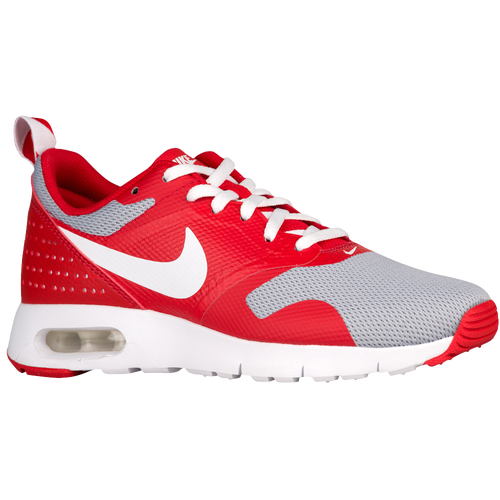 Nike Air Max Tavas - Boys' Grade School - Casual - Shoes - University  Red/White/Wolf Grey
